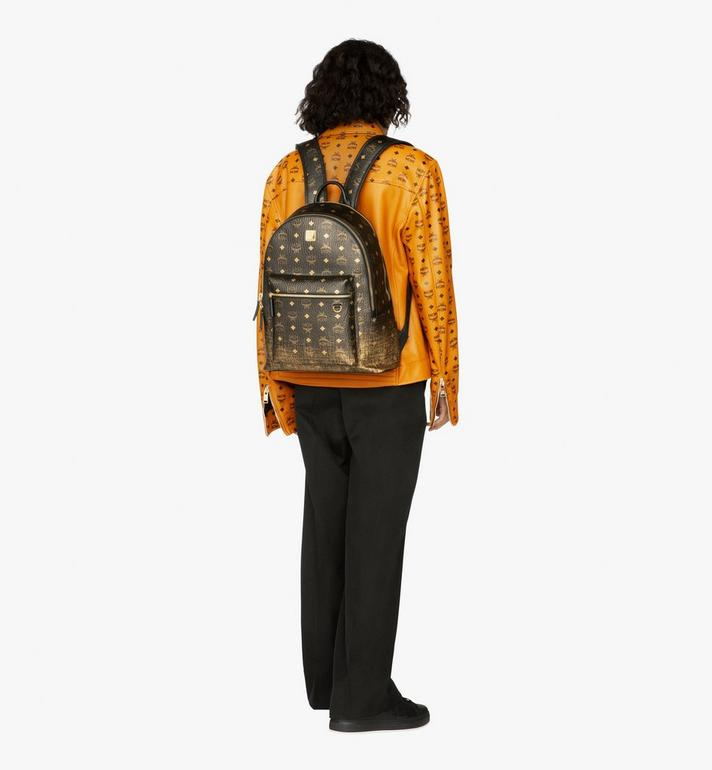 MCM Stark Rucksack in Gradation Visetos Alternate View 6