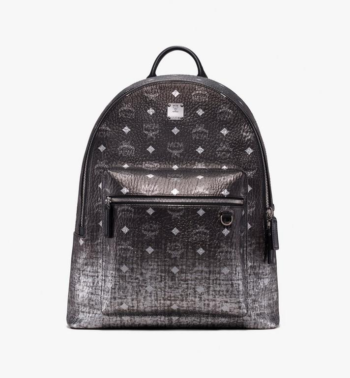 MCM Stark Rucksack in Gradation Visetos Alternate View 1