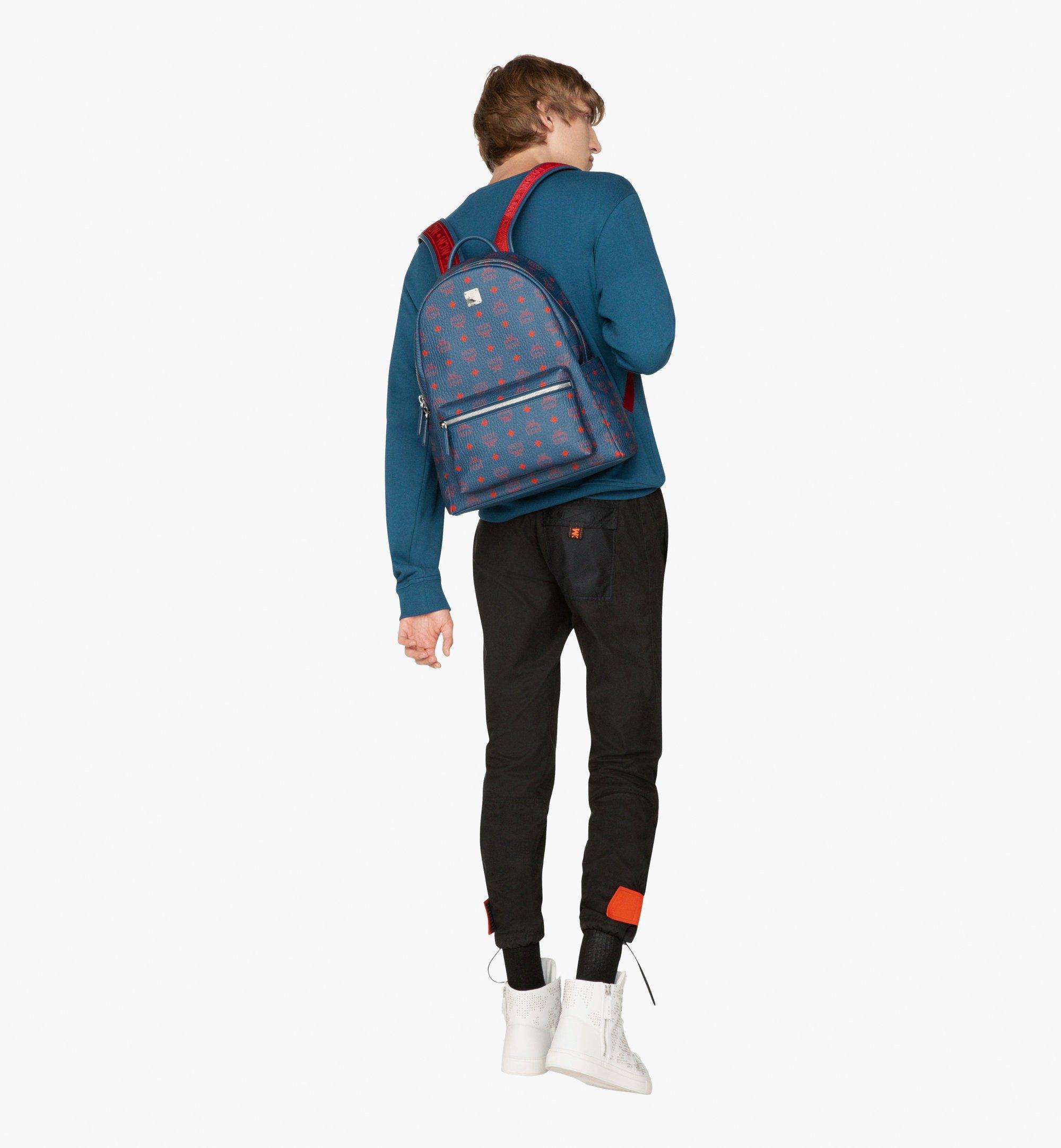 MCM Stark Backpack in Visetos  MMK9AVE98VS001 Alternate View 5