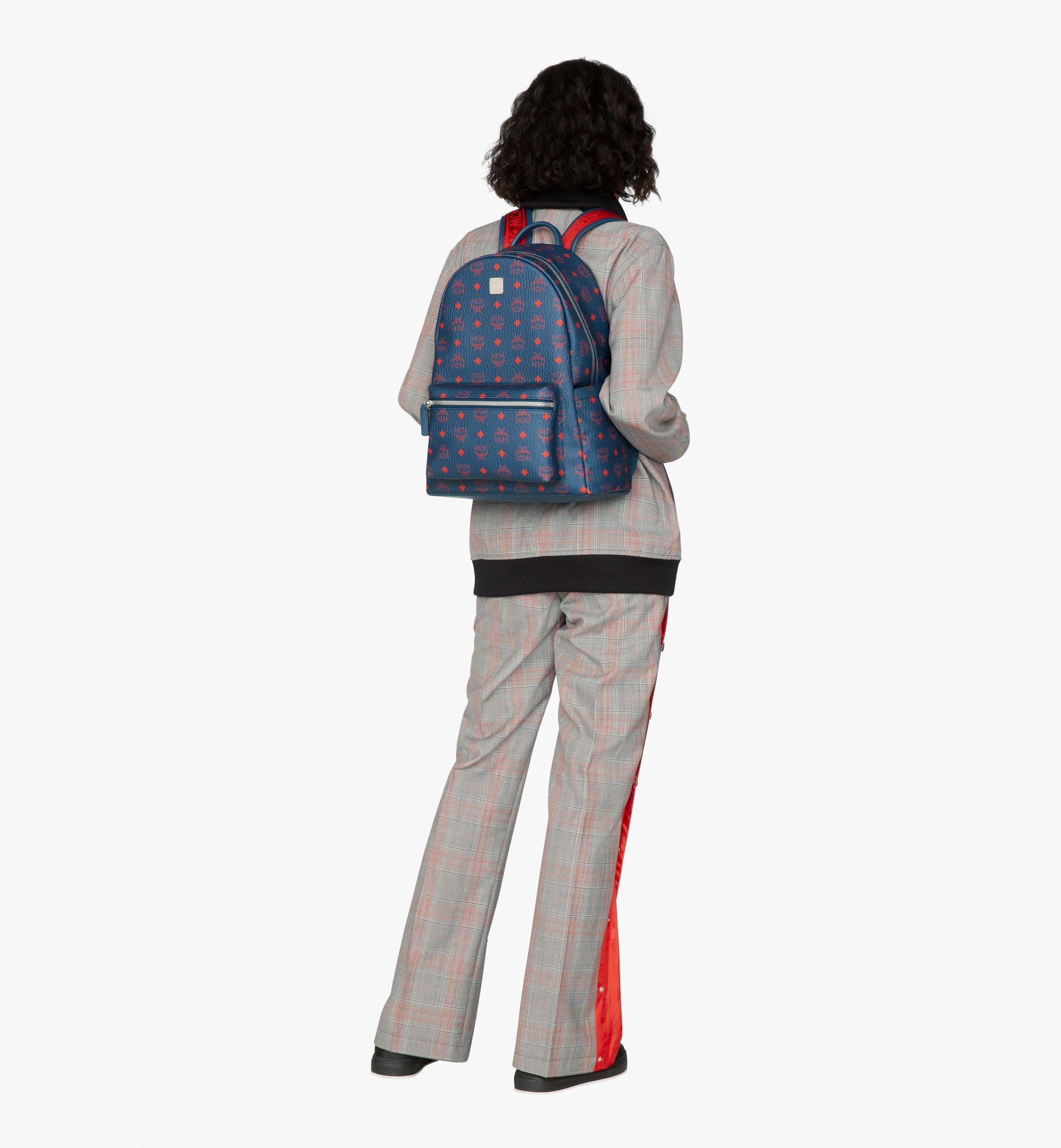 MCM Stark Backpack in Visetos  MMK9AVE98VS001 Alternate View 6