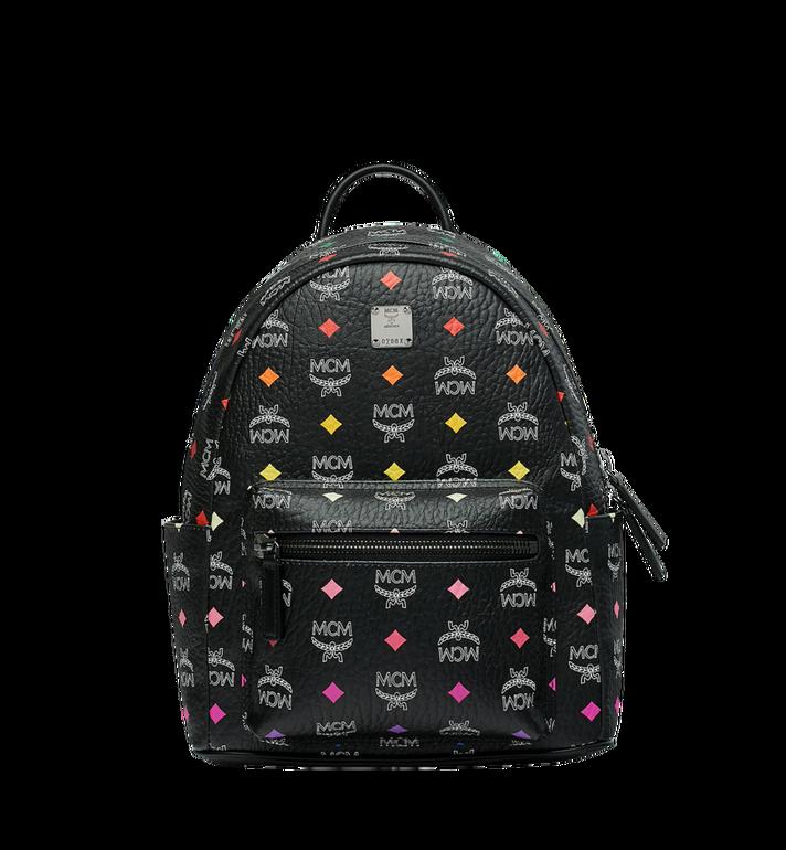 MCM Stark Backpack in Skyoptic Visetos Alternate View