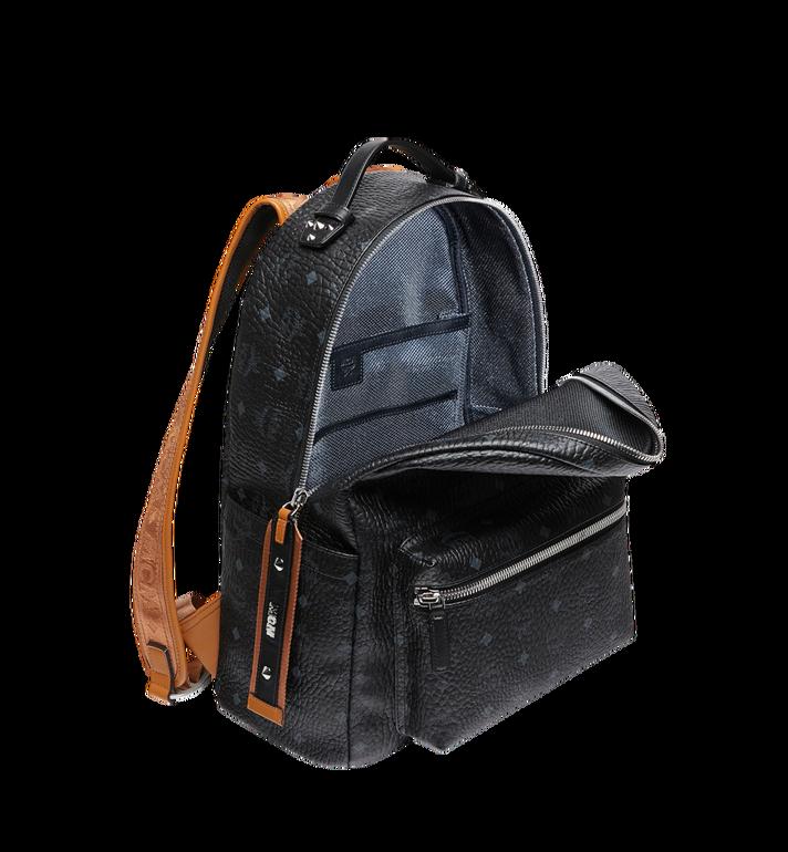 MCM Stark Backpack in Visetos Black MMK9SVE73BK001 Alternate View 5