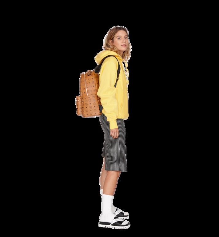 MCM Stark Backpack in Visetos Cognac MMK9SVE73CO001 Alternate View 6
