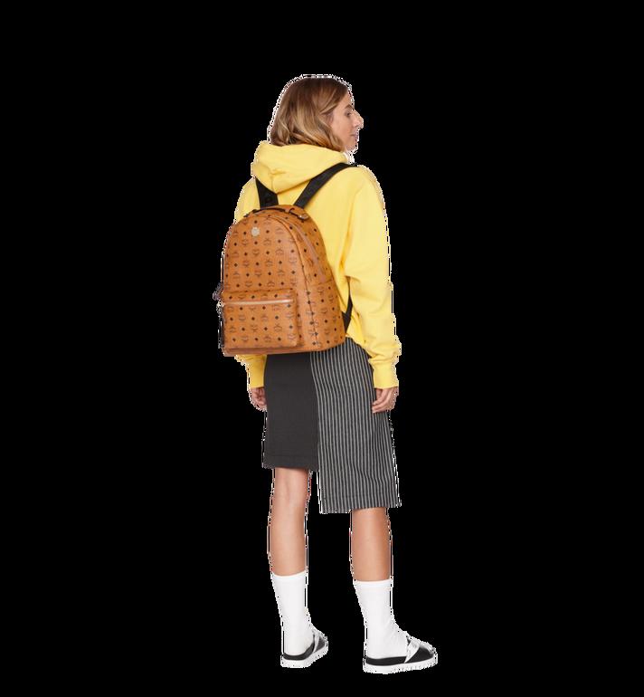 MCM Stark Backpack in Visetos Cognac MMK9SVE73CO001 Alternate View 7