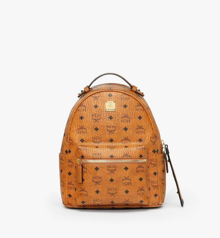 MCM Stark Rucksack in Visetos Alternate View