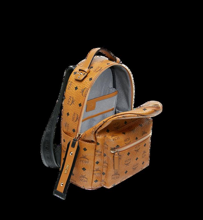 MCM Stark Backpack in Visetos Cognac MMK9SVE74CO001 Alternate View 5