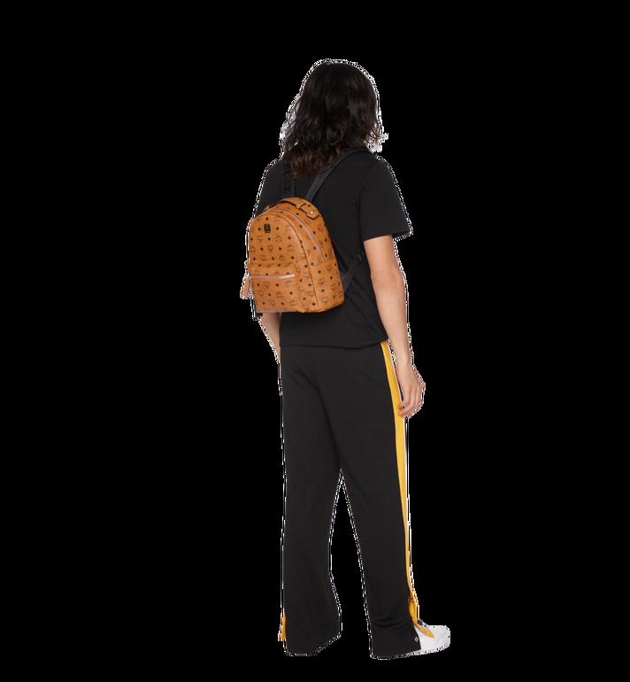 MCM Stark Backpack in Visetos Cognac MMK9SVE74CO001 Alternate View 6