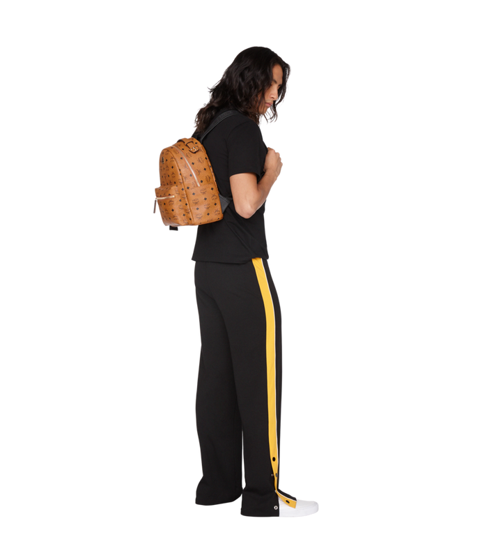 MCM Stark Backpack in Visetos Cognac MMK9SVE74CO001 Alternate View 7