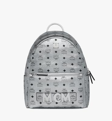 Trilogie Stark Backpack in Visetos
