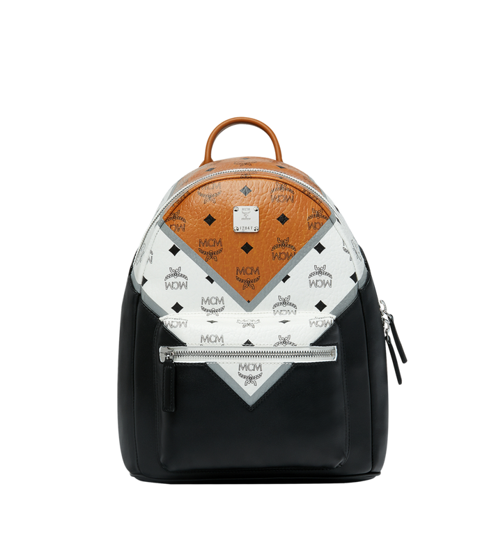 MCM Stark Rucksack in M Move Visetos Alternate View