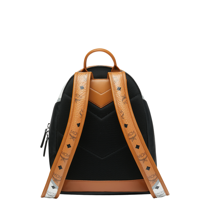 MCM Stark Rucksack in M Move Visetos Alternate View 4