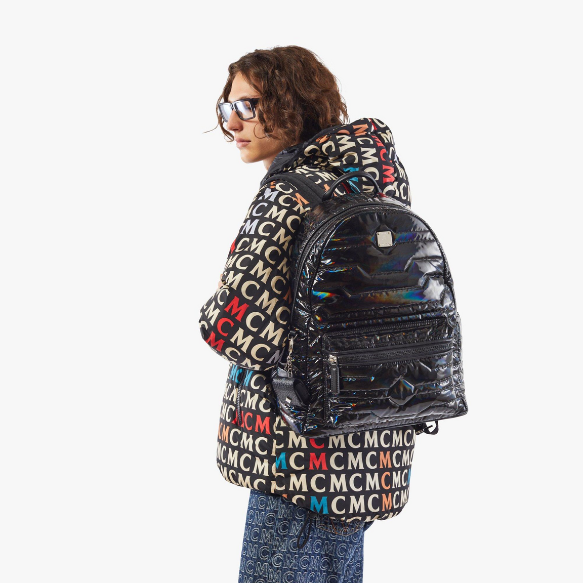 Stark Backpack in Tec-Quilt Fabric