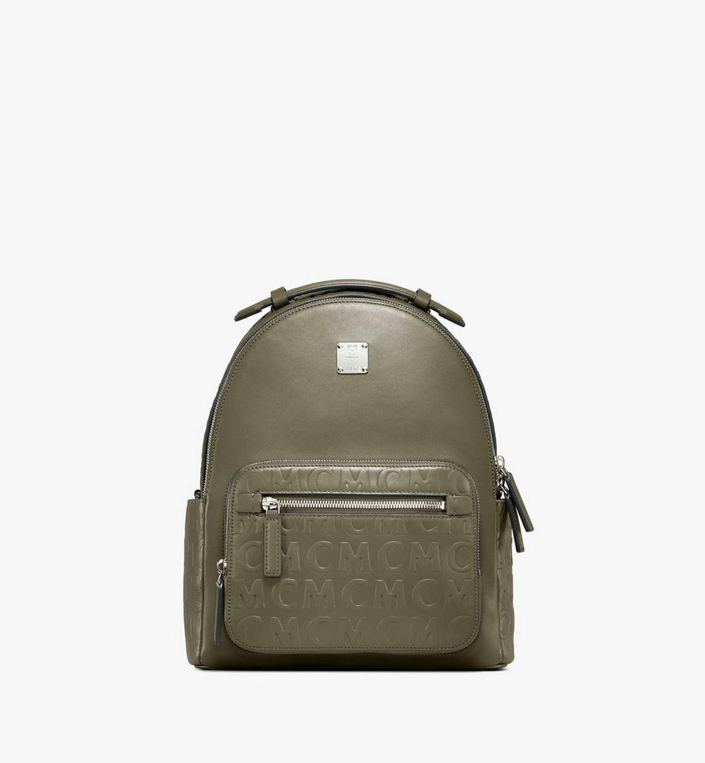 Stark Backpack in MCM Monogram Leather 1