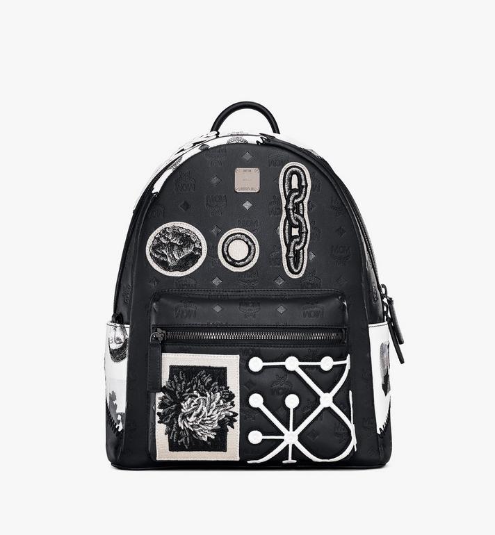 MCM Stark Backpack in Wunderkammer Alternate View