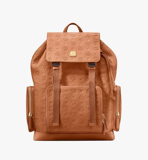 Brandenburg Backpack in Monogram Leather