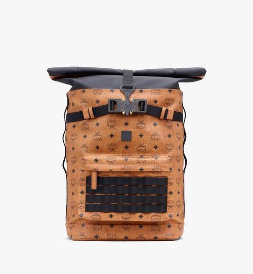 1976 Roll-Top Backpack in Visetos