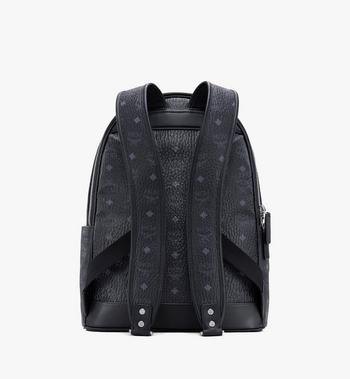 MCM Stark Backpack in Visetos Black MMKASVE10BK001 Alternate View 3
