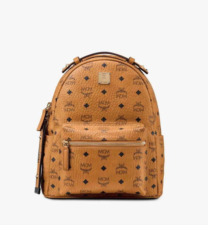 MCM Stark Backpack in Visetos Alternate View