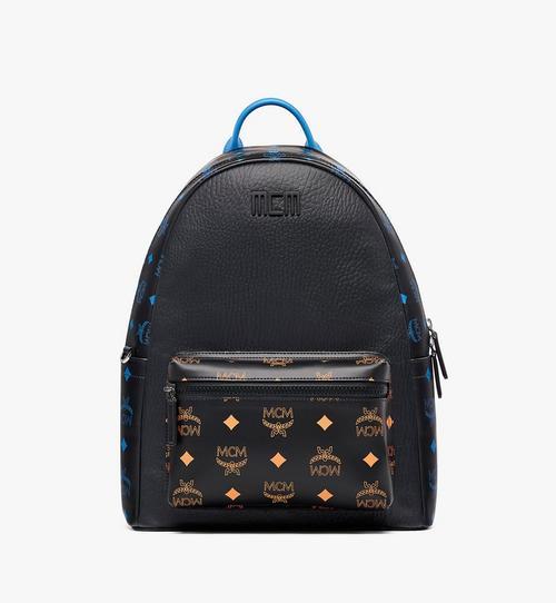 Stark Backpack in Color Splash Logo Leather