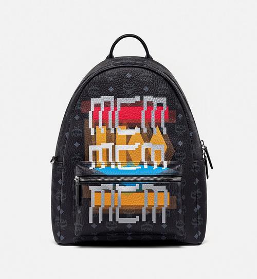 Stark Backpack in Geo Graffiti Visetos
