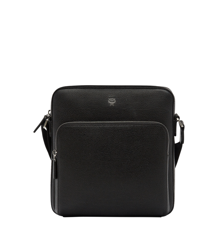 MCM Ottomar Messenger in Grained Leather Alternate View