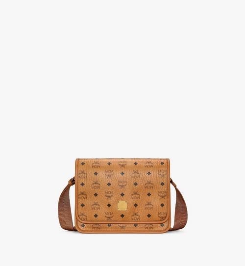 Klassik Messenger Bag in Visetos
