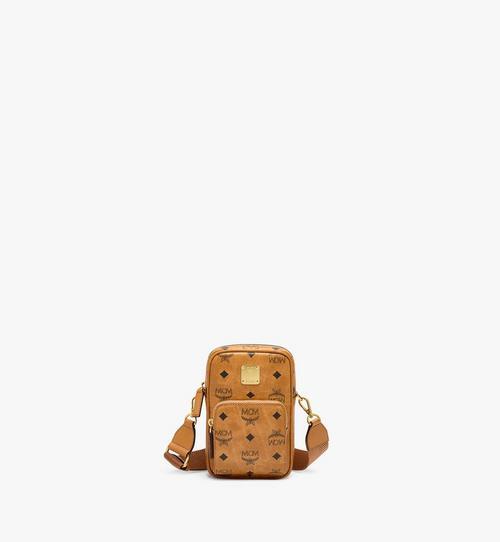 N/S Crossbody Bag in Visetos Original