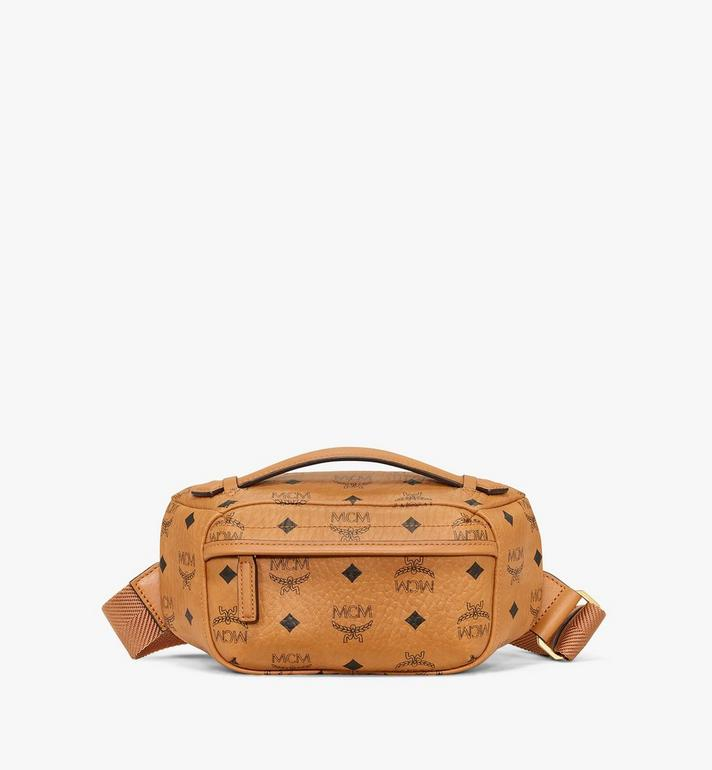 MCM Crossbody Bag in Visetos Original Alternate View