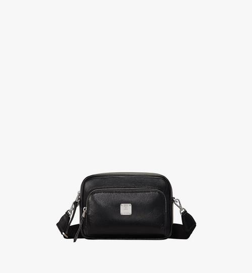 Klassik Crossbody in Crushed Leather