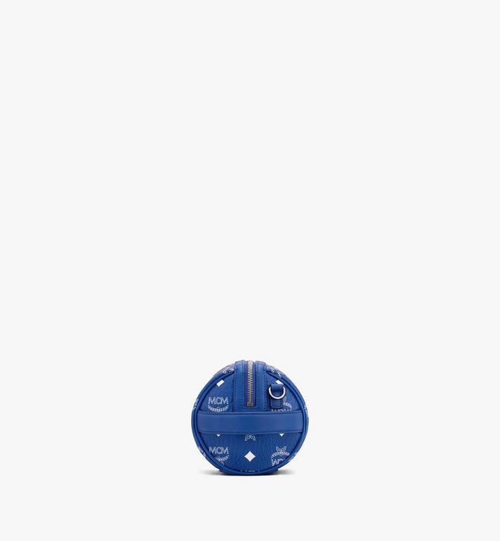 MCM Klassik Crossbody-Tasche in Visetos Blue MMRASKC05H1001 Alternate View 2