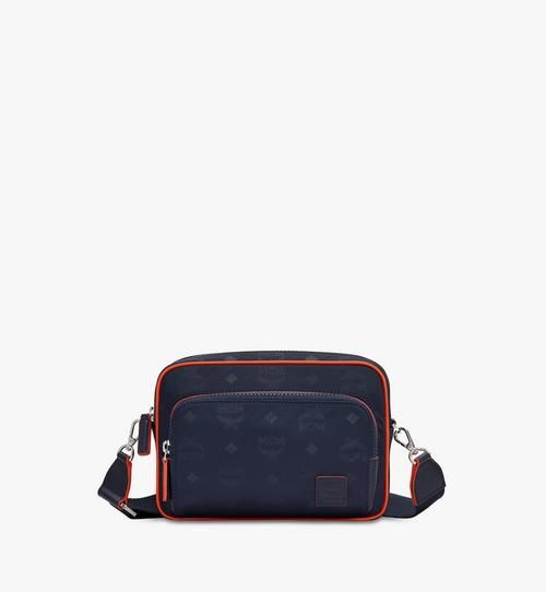 Klassik Crossbody-Tasche aus Nylon mit Monogramm