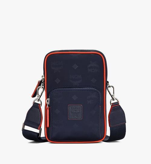 กระเป๋าครอสบอดี้ Klassik Tech ลายโมโนแกรมทำจากไนลอน