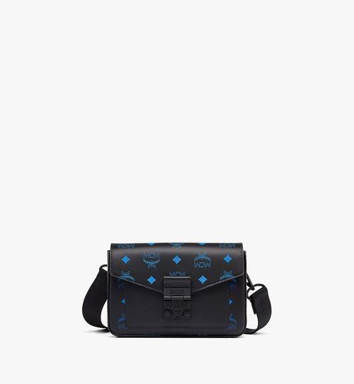กระเป๋าครอสบอดี้ Millie วัสดุหนังลายโลโก้ Color Splash