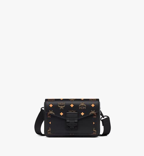 Millie Crossbody-Tasche aus Leder mit Color-Splash-Logo