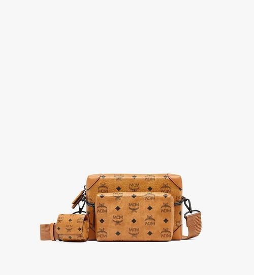 กระเป๋าครอสบอดี้มัลติฟังก์ชัน Soft Berlin ลาย Visetos