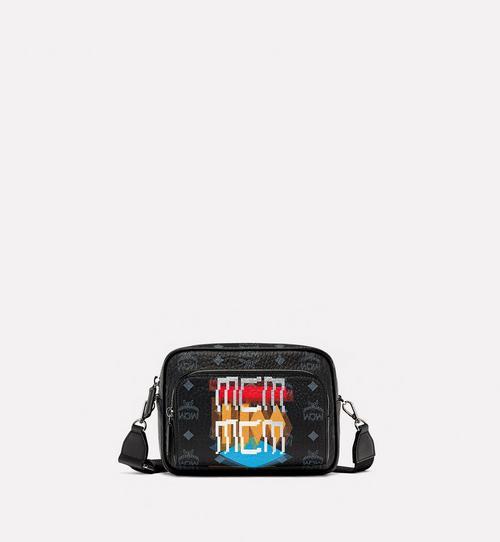 กระเป๋าครอสบอดี้ Klassik ลาย Geo Graffiti Visetos