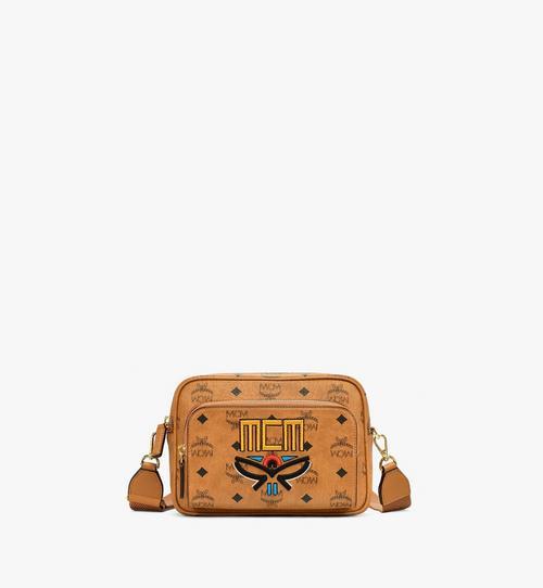 กระเป๋าครอสบอดี้ Klassik ลาย Geo Laurel Visetos