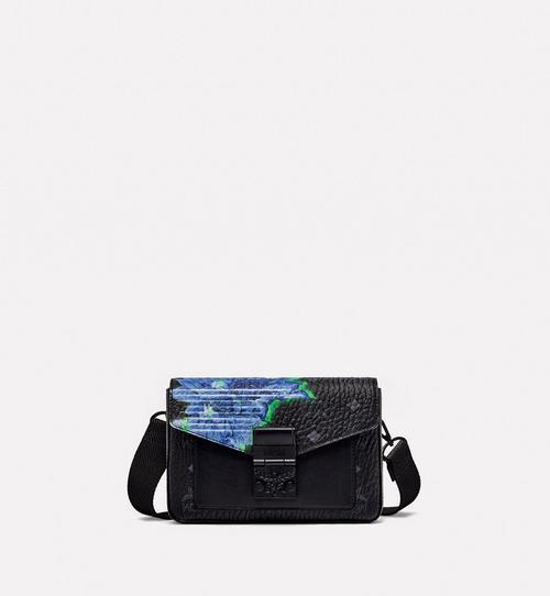 กระเป๋าครอสบอดี้ Millie ลาย Tech Flower Visetos
