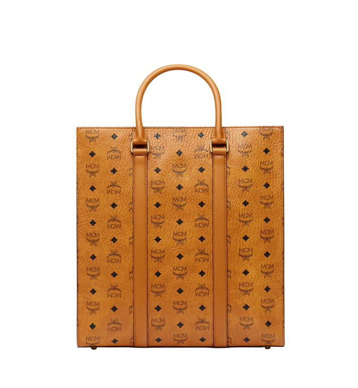 MCM Ottomar Tote in Visetos Alternate View