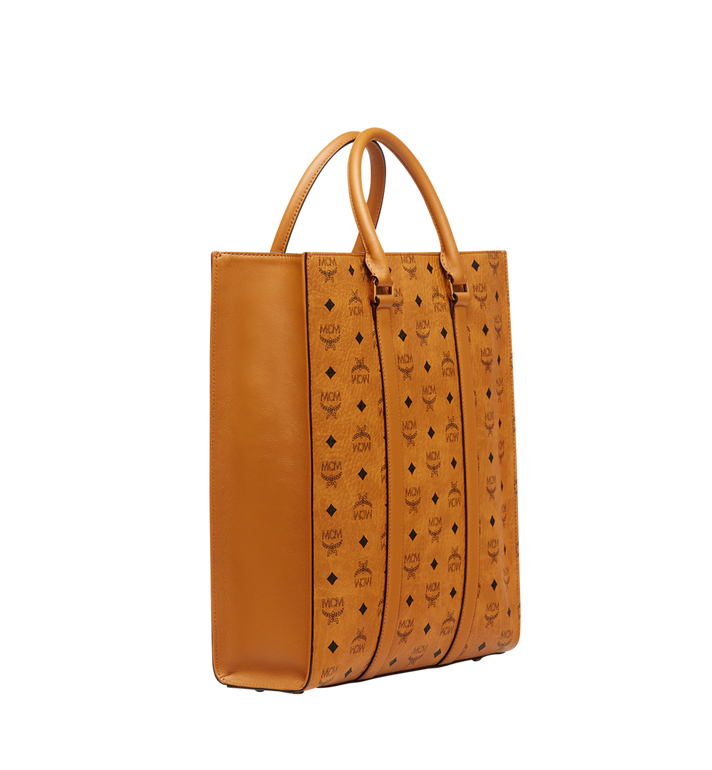 MCM Ottomar Tote in Visetos Alternate View 2