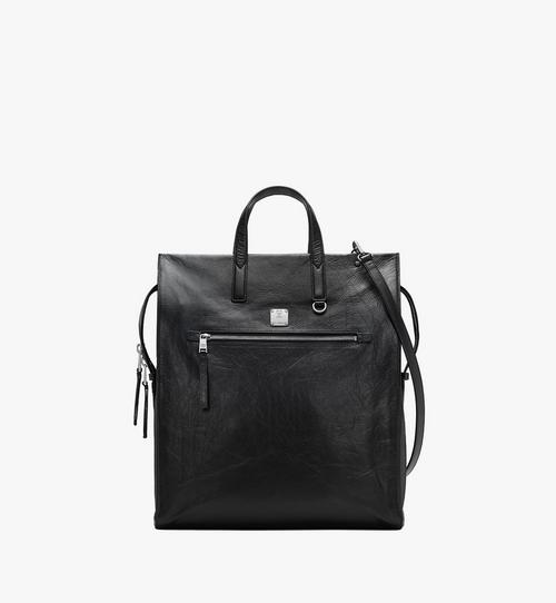 Klassik Tote in Crushed Leather