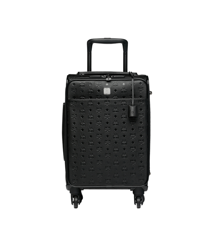 "Small Ottomar 21"" Trolley Wheeled Suitcase - Black"
