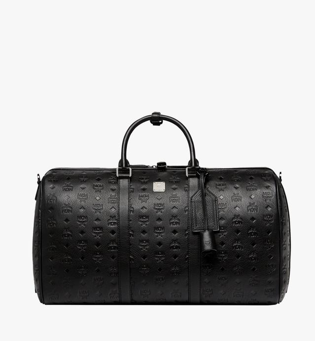 Traveler Weekender in Monogram Leather