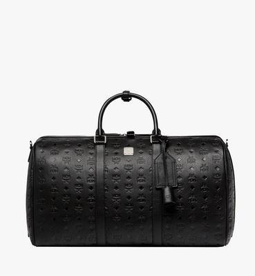 Traveler Weekender in Monogram Leather