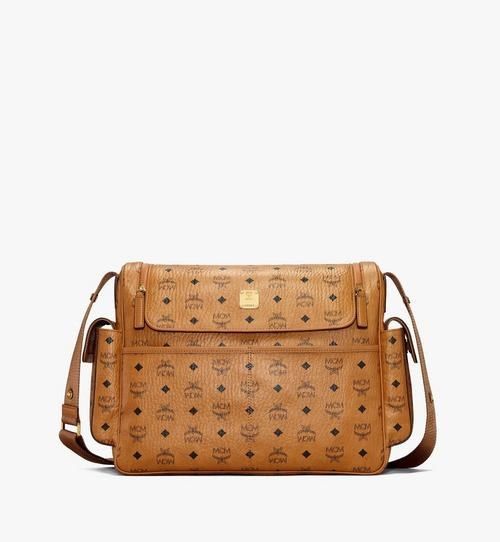 Klassik Diaper Bag in Visetos