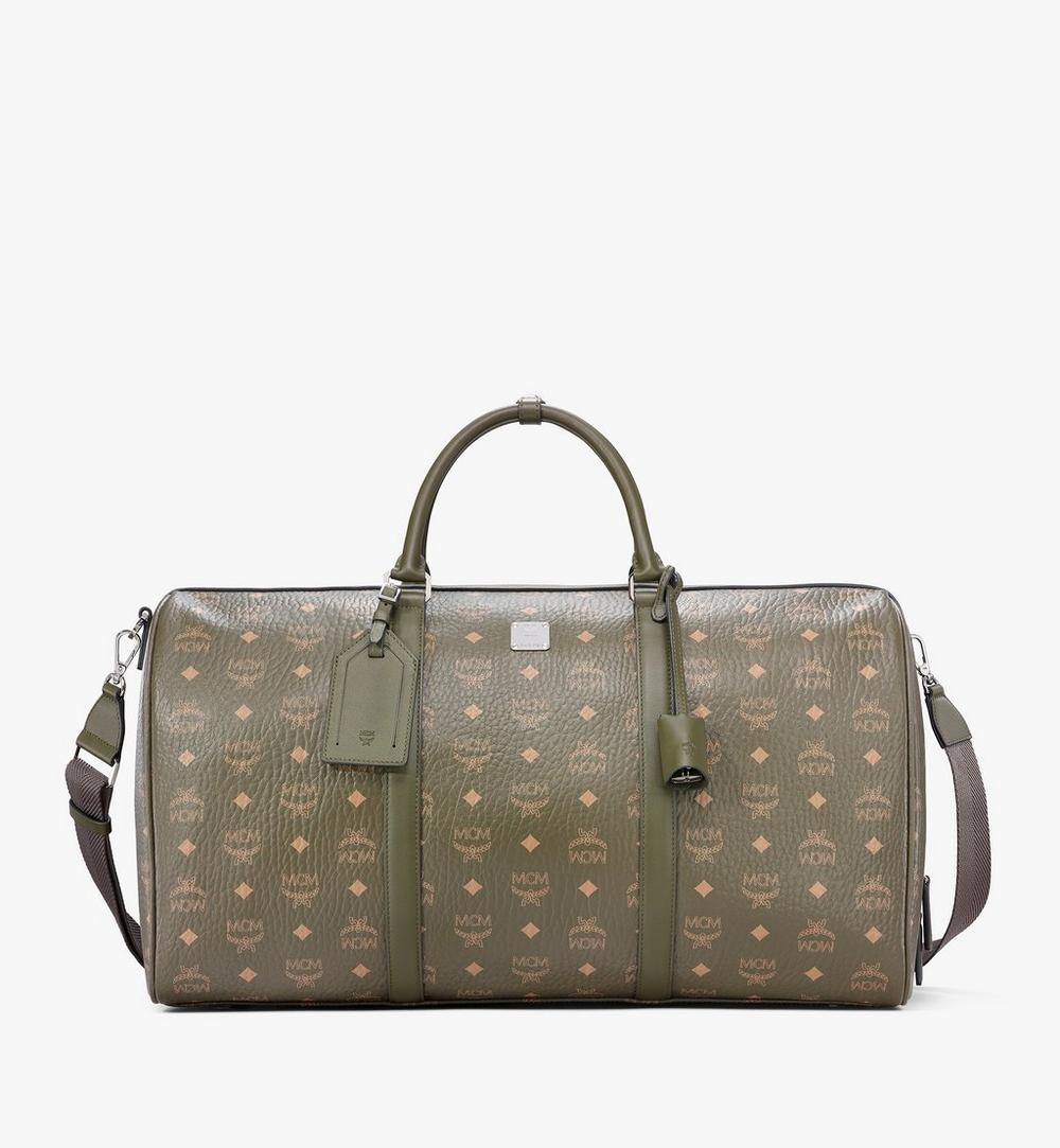 Traveler Weekender Bag in Visetos 1