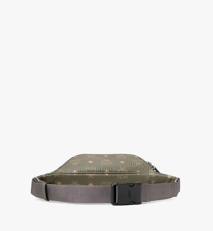 MCM Fursten Belt Bag in Visetos Green MMZAAFI04JH001 Alternate View 3