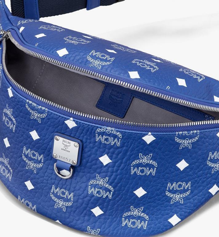 MCM Fursten Belt Bag in Visetos  MMZASFI04H1001 Alternate View 3