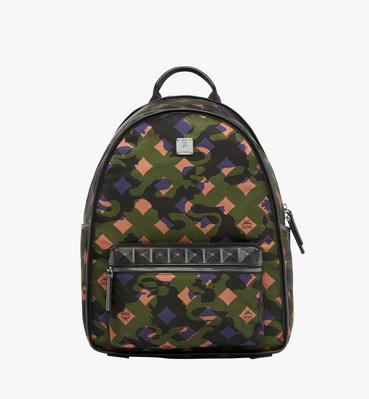 Dieter Backpack in Munich Lion Camo Nylon