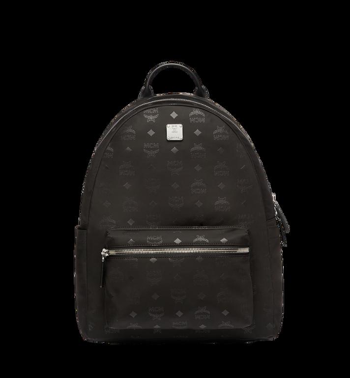 MCM Stark Classic Backpack in Monogram Nylon Alternate View